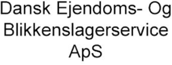 Dansk Ejendoms- Og Blikkenslagerservice ApS logo