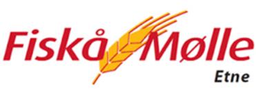 Fiskå Mølle Etne AS logo