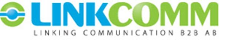 LinkComm AB logo