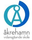 Åkrehamn vidaregåande skole logo