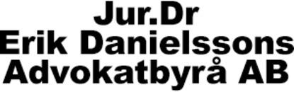 Jur.Dr Erik Danielssons Advokatbyrå AB logo