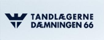 Tandlægerne Dæmningen 66 logo