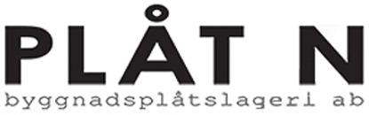 Plåt N Byggnadsplåtslageri AB logo