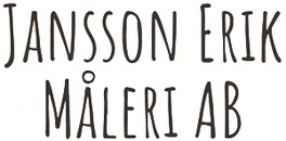 Jansson Erik Måleri logo