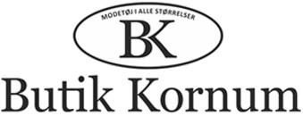 Butik Kornum logo