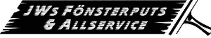 Jw's Fönsterputs & Allservice, AB logo