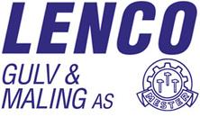 Lenco Gulv og Maling A/S logo