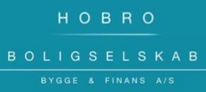 Hobro Boligselskab A/S Af. 1. Januar 2000 logo