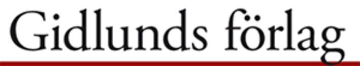 Gidlunds Förlag logo