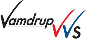 Vamdrup VVS logo