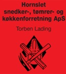 Hornslet Snedker-, tømrer- og køkkenforretning ApS v / Torben Lading logo