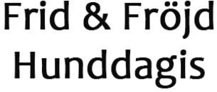 Frid & Fröjd Hunddagis logo