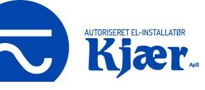 El-Installatør Kjær ApS logo