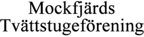Mockfjärds Tvättstugeförening logo