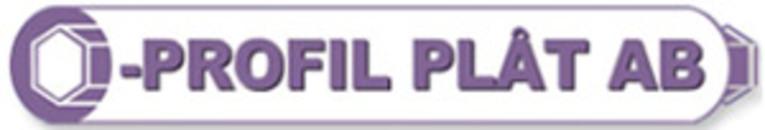 O-Profil Plåt AB logo