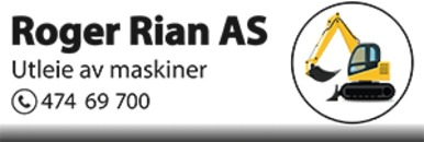 Roger Rian AS logo