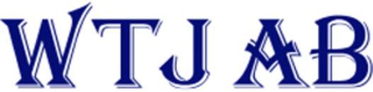 WTJ AB logo
