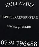 Kullaviks Tapetserarverkstad logo