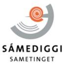 Sametinget (Sámediggi) logo