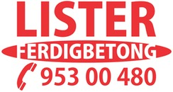 Lister Ferdigbetong AS logo