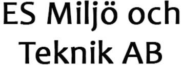 Es Miljö och Teknik AB logo