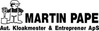 Martin Pape ApS logo