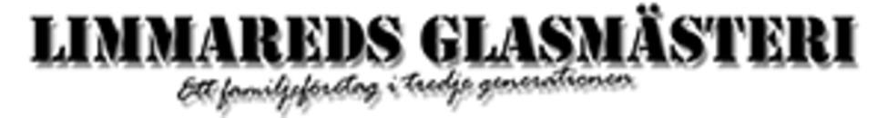 Limmareds Glasmästeri logo