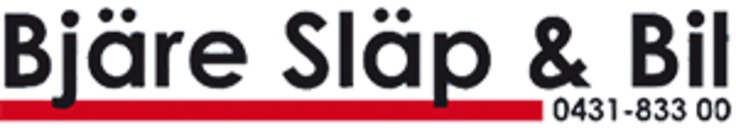 Bjäre Släp & Bil AB logo