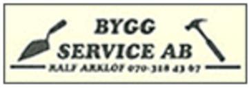 Byggservice AB, Ralf Arklöf logo
