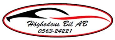 Höghedens Bilplåt AB logo