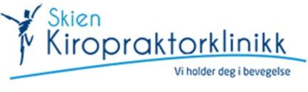 Skien Kiropraktorklinikk logo
