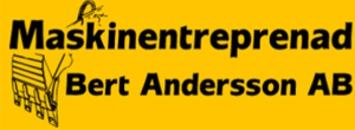 Maskin Entreprenad Bert Andersson AB logo
