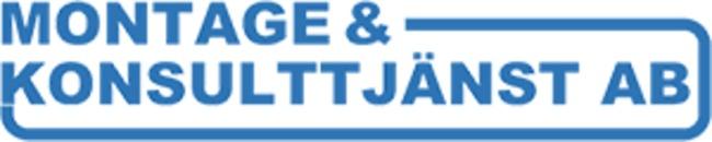Montage & Konsulttjänst AB logo