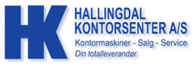 Hallingdal Kontorsenter A/S logo