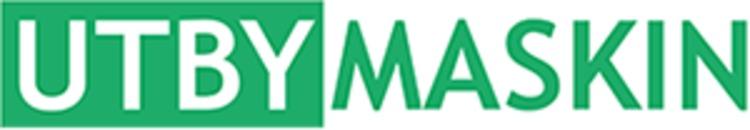 Utby Maskin HB logo