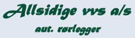 Allsidige VVS AS logo