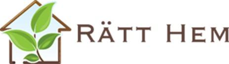 Rätt Hem logo