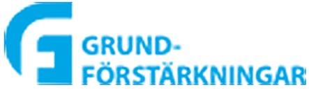 Grundförstärkningar i Göteborg AB logo