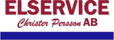 Elservice Christer Persson AB logo