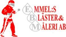 Emmel:s Lackering & Blästring logo