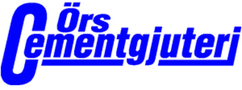 Örs Cementgjuteri, AB logo