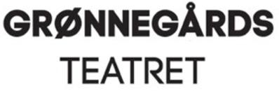 Grønnegårds Teatret logo