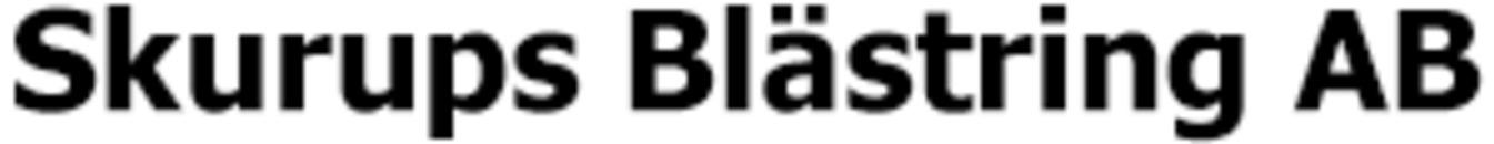 Skurups Blästring och Bygg AB logo