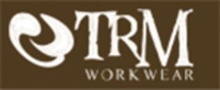 TRM Workwear logo