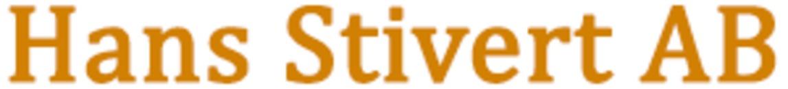 Byggnadsingenjör Hans Stivert AB logo