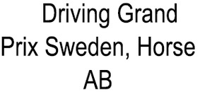 Driving Grand Prix Sweden, Horse AB logo