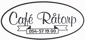 Café Råtorp logo