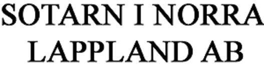 Sotarn i Norra Lappland AB logo