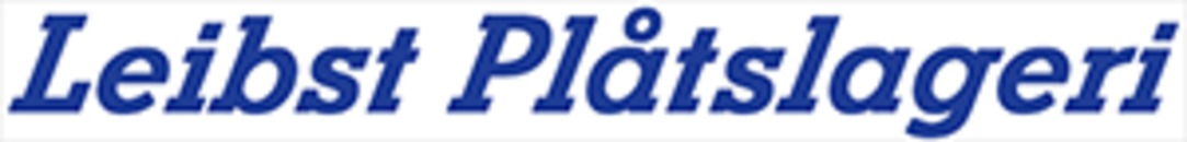 Leibst Plåtslageri AB logo