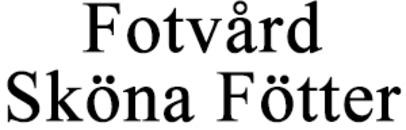 Fotvård Sköna Fötter logo